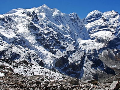Mera Peak Via Hinku Valley