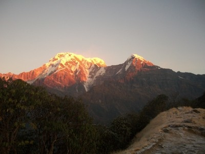 Annapurna Sunrise and Everest View Trek
