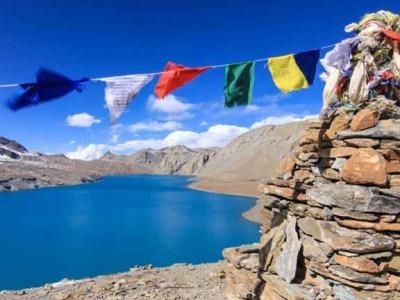 Annapurna Circuit Trek With Tilicho Trek