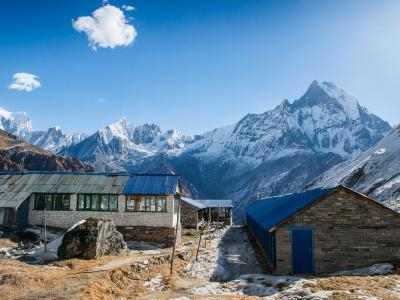 Annapurna Circle Trek
