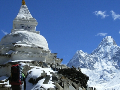 Lubjche, Island and Amdablam Expedition