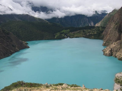 Jumla Phoksondo Lake 21 days