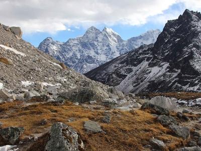 Rolwaling Tashi Lapcha Pass Trek 17 days